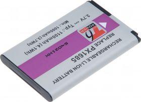 Батерия за видеокамера Toshiba PX1685, 1100 mAh
