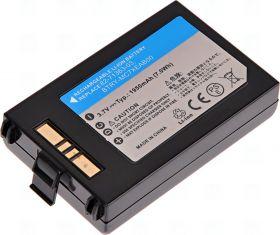 Батерия за Symbol BTRY-MC70EAB00, 82-71363-01, 82-71363-02, 82-71363-03, Li-ion, 3,7 V, 1900mAh