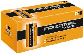 DURACELL INDUSTR MN1300 D 10-PACK