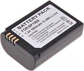 Батерия за фотоапарат Samsung BP1900, 1860 mAh