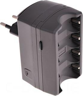 Зарядно за батерия CR123A, DL123A, EL123A
