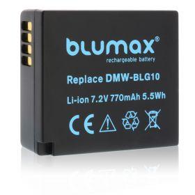 Батерия за Panasonic DMW-BLG10E, 770mAh
