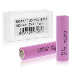 БАТЕРИЯ 18650 Samsung 2600mAh Li-ion 3.7V