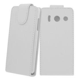 FLIP калъф за Huawei Ascend Y300 White