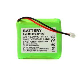 Батерия за навигация Medion MD 81877 MD 82772 MD 82877 600 mAh