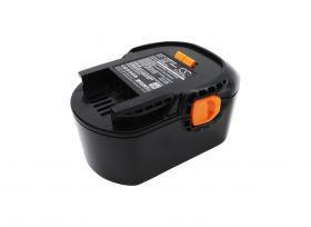 Батерия за винтоверт AEG BBM 14 STX-R, BS 14 X, BS14C - 14.4V 5000 mAh