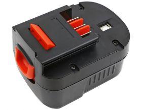 Батерия за винтоверт Black & Decker FSB96, GC960, HPB96 9.6V - 2500 mAh