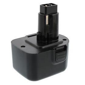 Батерия за винтоверт Black Decker PS130, PS130A, A9252, A9275, Ni-MH, 12V, 2000 mAh