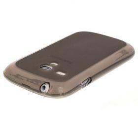 Силиконов кейс за Samsung Galaxy S3 Mini i8190 Black