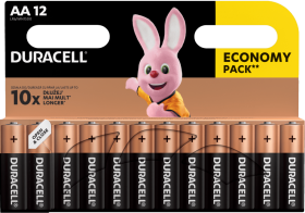 Duracell Basic MN1500 AA BL12