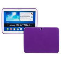 Силиконов кейс за Samsung Galaxy Tab 3-10,1'' P5200 Purple+SP
