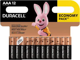 Duracell Basic MN2400 AAA BL12