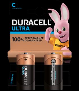 Duracell Ultra Power MX1400 C BL2