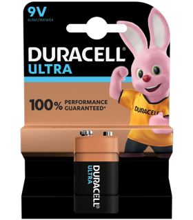 Duracell Ultra Power MX1604 9V BL1