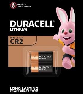 Литиеви батерии CR2 Duracell CR2 - 3V