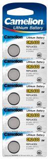 Литиеви батерии CR2430 Camelion CR2430 - 3V