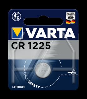 Литиева батерия CR1225 Varta CR1225 -3V