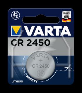 Литиева батерия CR2450 - Varta