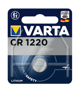 Литиева батерия CR1220 Varta CR1220 - 3V