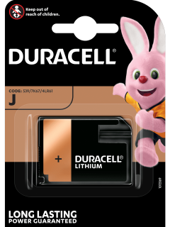 Duracell J 7K67 Flat Pack BL1