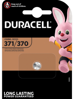 Батерия за часовник 371 - SR920SW - Duracell D371