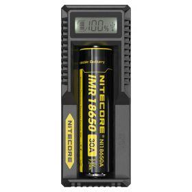Зарядно за Li-Ion батерии 18650 Nitecore UM10 с LCD дисплей