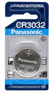 Литиева батерия CR3032 - Panasonic