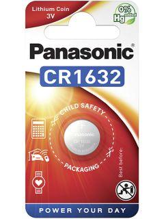 Литиева батерия CR1632 Panasonic CR1632 - 3V