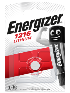 Литиева батерия ECR1216 Energizer CR1216 - 3V