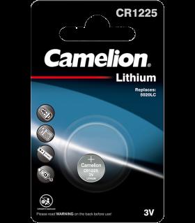 Литиева батерия CR1225 Camelion CR1225 - 3V