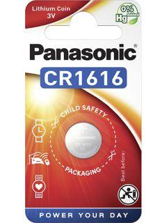 Литиева батерия CR1616 Panasonic CR1616 - 3V