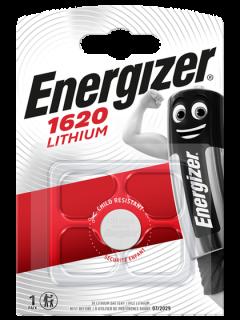 Литиева батерия CR1620 Energizer ECR1620 - 3V