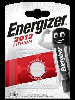 Литиева батерия CR2012 Energizer ECR2012 - 3V
