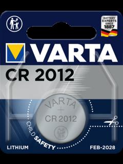 Литиева батерия CR2012 Varta CR2012 - 3V