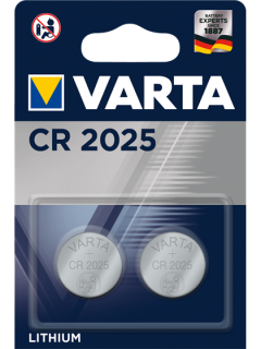 Литиеви батерии CR2025 Varta CR2025 - 3V