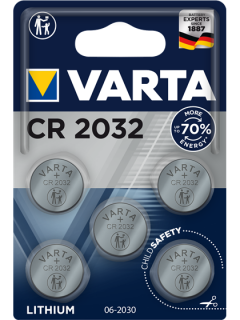 Литиеви батерии CR2032 Varta CR2032 - 3V