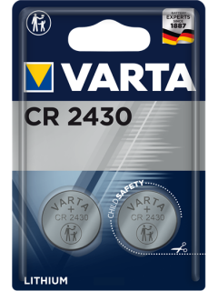 Литиеви батерии CR2430 Varta CR2430 - 3V