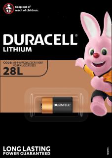 Литиева батерия PX28L Duracell V28PXL - PX28L - 6V