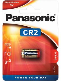 Литиева батерия CR2 Panasonic CR2 - 3V