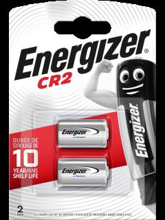 Литиеви батерии CR2 Energizer CR2 - 3V