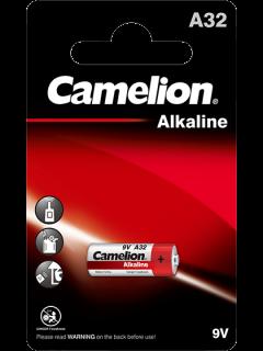Алкална батерия А32 Camelion LR32A - 9V