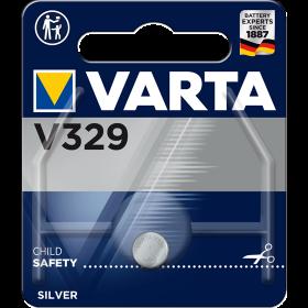Батерия за часовник 329 Varta V329 SR731SW - 1.55V