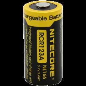 Литиево-йонна батерия RCR123A Nitecore 16340 650 mAh 3.7V