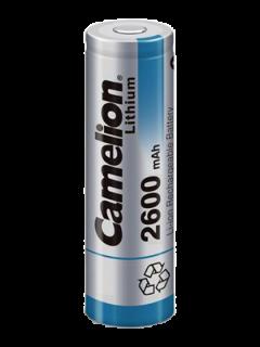 Литиево-йонна батерия 18650 Camelion 18650 - 2600 mAh