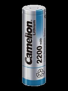 Литиево-йонна батерия 18650 Camelion 18650 - 2200 mAh