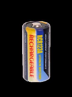 Акумулаторна батерия RCR123A 500 mAh - 3V