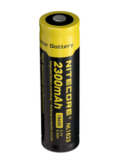 Батерия 18650 Nitecore 18650 2300 mAh