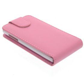 FLIP калъф за LG E610 Optimus L5 Pink