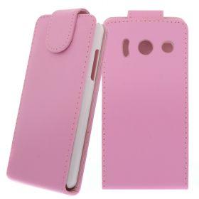 FLIP калъф за Huawei Ascend Y300 Pink (Nr 13)