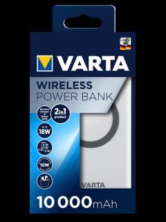 Безжична външна батерия за телефон Varta Power Bank 10 000 mAh